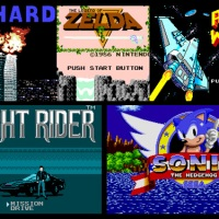Title Scream & Chiptunes: 8 bit Sound & Vision Get Revisited.