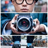 Triptychs of Strangers: The Street Photography of Adde Adesokan.