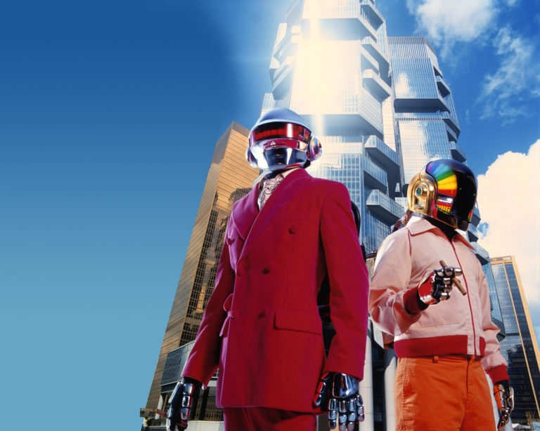 Daft Punk1