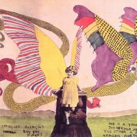 Henry Darger :: Outsider Artist From Another Dimension.