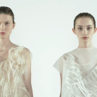 Future Fashion :: Dresses that Interact :: From Designer Ying Gao.