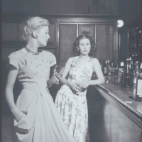Amazing Vintage Photographs of People Drinking in Bars.