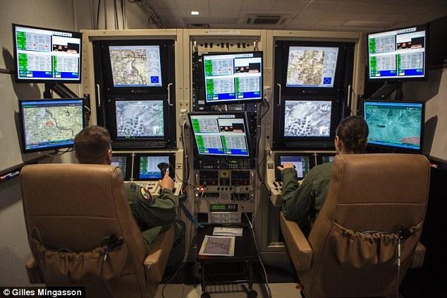 Drone-operators