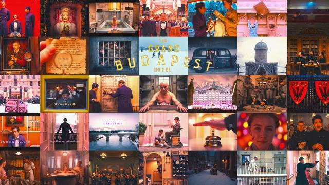 Grand Budapest Hotel Wallpaper: Hot New Trailer :: Wes Anderson's The Grand Budapest Hotel