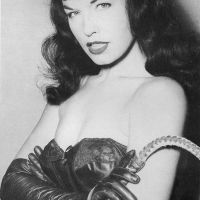 Bettie Page Reveals All: New Documentary Whips Us Into Shape. (Documentary)