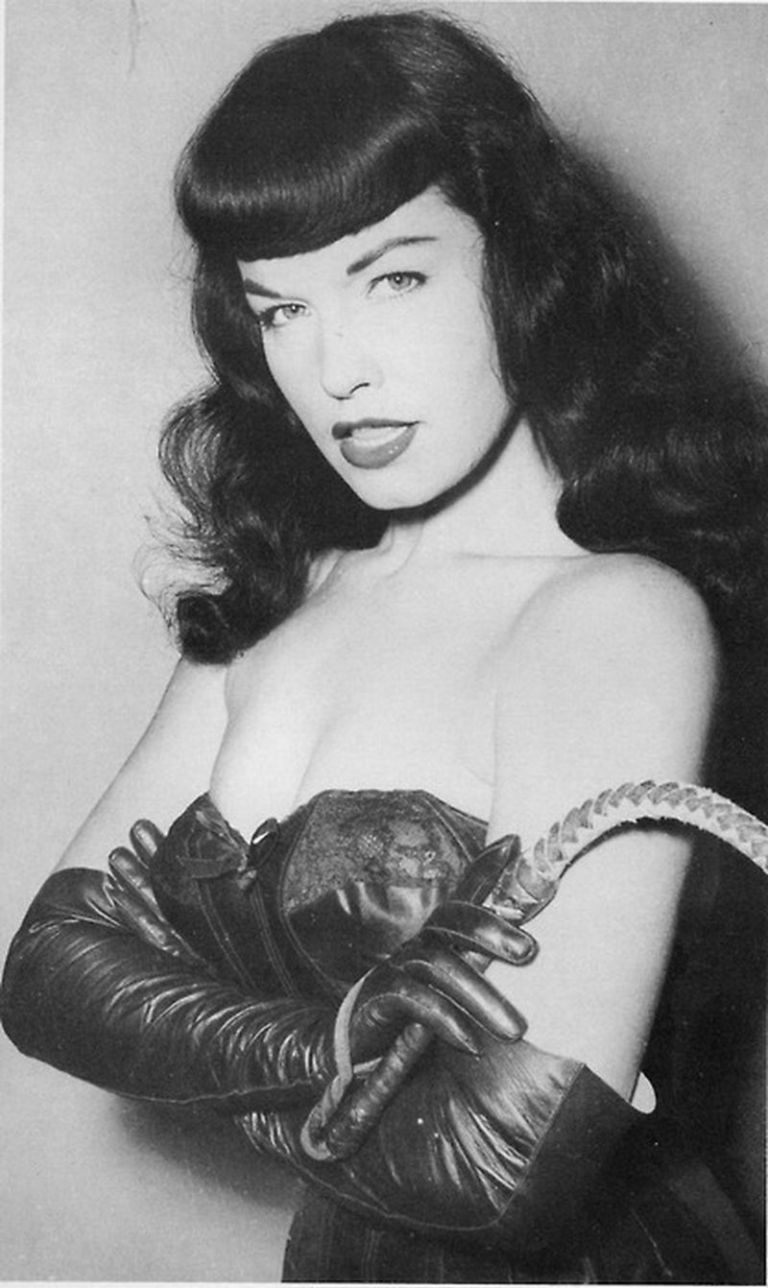 Bettie Page Hd bettie page reveals all :: new documentary whips us into shape.