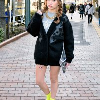 Tokyo Street Style: 100% Pure Dopeness. (Fashion)