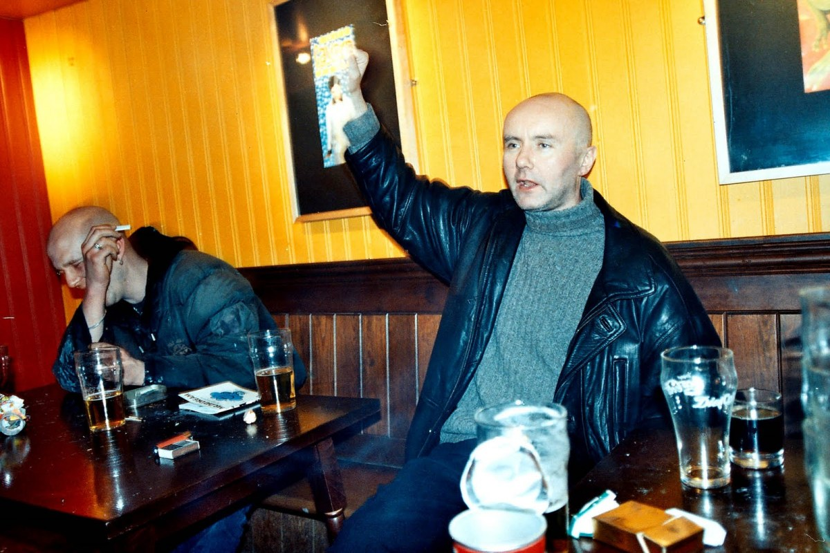 Irvine Welsh on Ecstasy, Heroin, EDM & The Sex Lives of Siamese Twins.