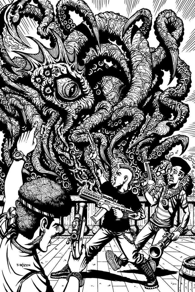 Octopus Attack - FINAL